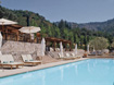 Calistoga Ranch swimming pool